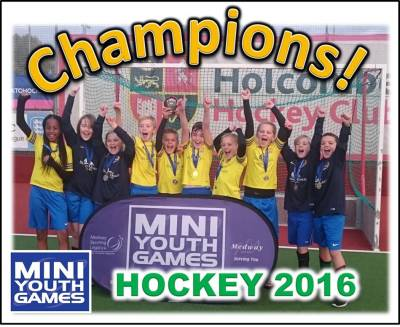 MYG Hockey Winners